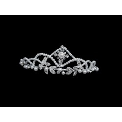 First Holy Communion Silver Tiara Style 5273