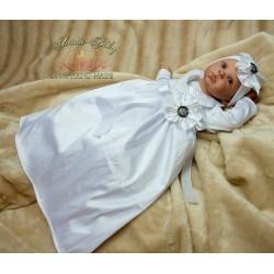 Handmade Christening Gown Kimora