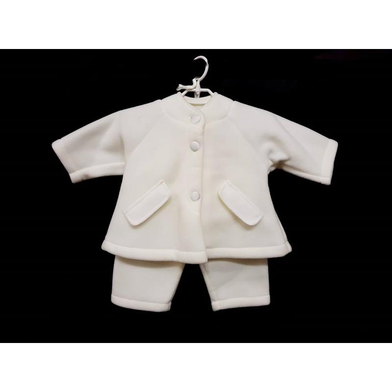 7e225e4c6caa Winter Fleece Set For Baby Girl