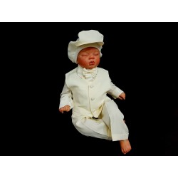 Ivory Christening/Special Occasion Outfit Style DAVID