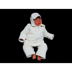 White Christening/Special Occasion Set Style JAKE BIS