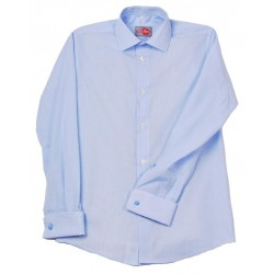 Blue First Holy Communion/Special Occasion Shirt Style 10-06001