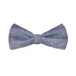 Blue/Red First Holy Communion/Special Occasion Boys Bow Tie Style 10-08012B