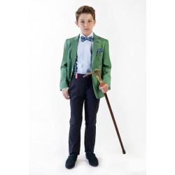 Navy First Holy Communion/Special Occasion Trousers Style 10-05022