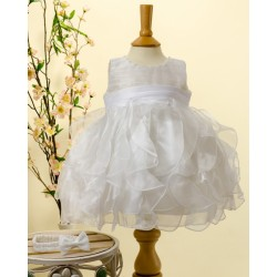 Sevva Elli Girls Waterfall Baptism Dress