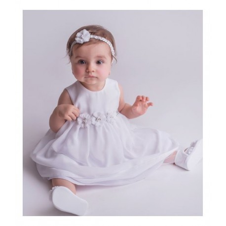 White Christening/Special Occasion Dress Style IGA WHITE