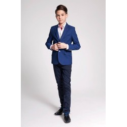 Navy Confirmation/Special Occasion Jacket Style OPT 6684