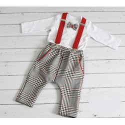 Baby Boy Christening/Special Occasion Outfit Style PAUL
