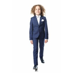 Navy 2 Pieces First Holy Communion/Special Occasion Suit Style ALEX
