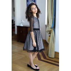 Black/Pink Confirmation/Special Occasion Dress Style 21B/J/18