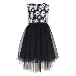 Black/White Confirmation/Special Occasion Dress Style 24/J/18