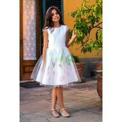 Elegant Confirmation/Special Occasion Dress Style 31/SM/19