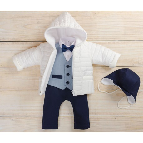 Christening Outfit &Jacket Maurycy