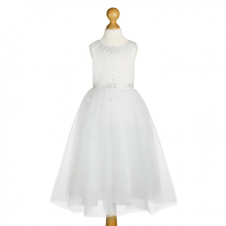 Ivory Flower Girl/Special Occasion Dress by Sevva Style KAYE