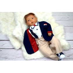 Baby Boy Christening Suit Style MICHAEL BIS