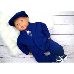 Blue Baby Boy Christening/Special Occasion Suit Style BRUNO