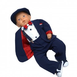 Baby Boy Christening Suit Style VICTOR BIS