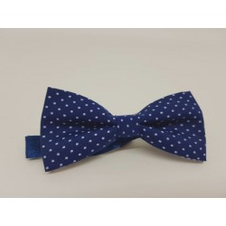 Navy/White First Holy Communion/Special Occasion Bow Tie Style BOW TIE 06