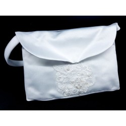 White First Holy Communion Handbag Style BAG 00