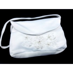 White First Holy Communion Handbag Style BAG 02
