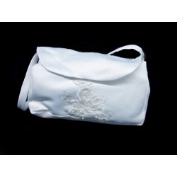 White First Holy Communion Handbag Style BAG 04