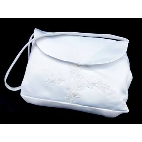 First Holy Communion White Handbag Style BAG 08
