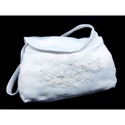 First Holy Communion White Handbag Style BAG 14