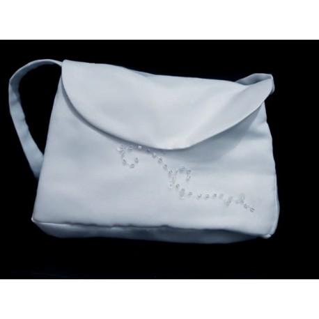 White First Holy Communion Handbag Style BAG 19