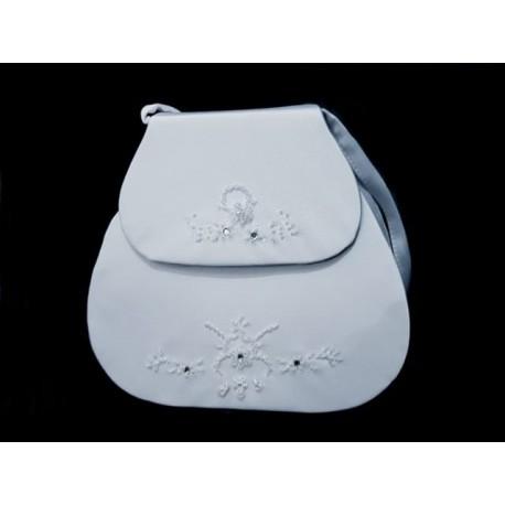 White First Holy Communion Handbag Style 3779