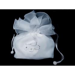 White First Holy Communion Handbag Style 5238