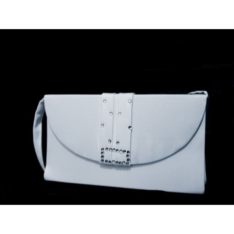White First Holy Communion Handbag Style 4032
