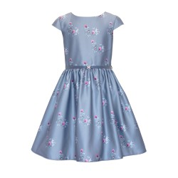 Light Grey Confirmation/Special Occasion Dress Style 16A/J/18