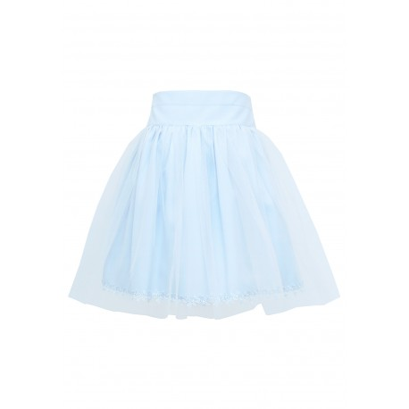 Blue Confirmation/Special Occasion Skirt Style 37D/SM/19