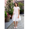Pink Confirmation/Special Occasion Skirt Style 39C/SM/19