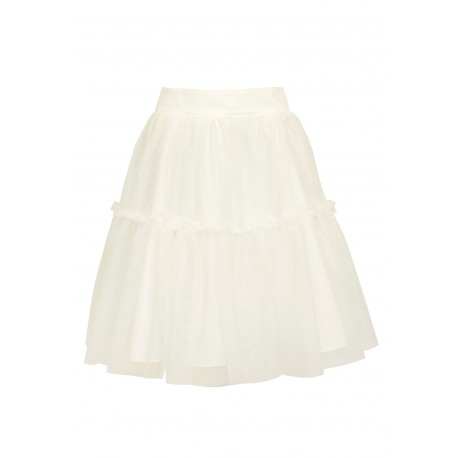 Ivory Confirmation/Special Occasion Skirt Style 39B/SM/19
