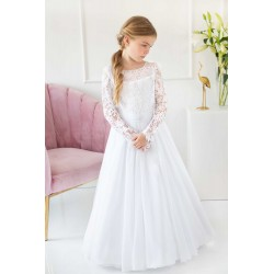 Handmade First Holy Communion Dress Style AGGIE BIS