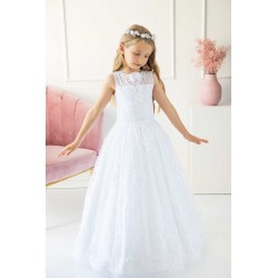 Stunning First Holy Communion Handmade Dress Style ISLA