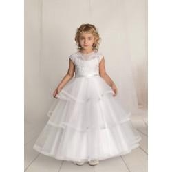 Handmade First Holy Communion Dress Style F02