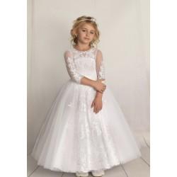 Handmade First Holy Communion Dress Style F03
