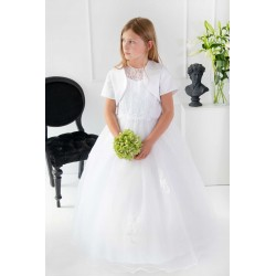 Jelly Tots First Holy Communion Dress & Bolero Style 1913