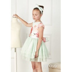 Green Confirmation/Special Occasion Dress Style 514223MC