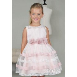 Pink Confirmation/Special Occasion Dress Style 513140SM