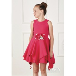 Pink Confirmation/Special Occasion Dress Style 514134SM