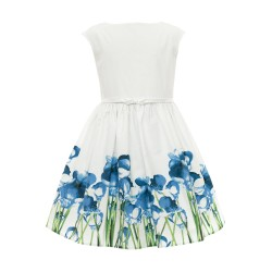GORGEOUS IVORY CONFIRMATION DRESS STYLE 40A/SM/20