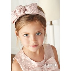 Handmade Pink Confirmation/Special Occasion Headband Style 514265D