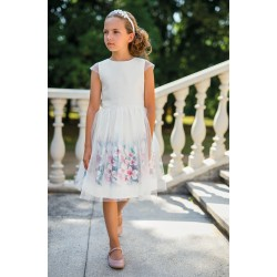 GORGEOUS IVORY CONFIRMATION DRESS STYLE 33/SM/20
