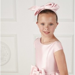 Handmade Pink Confirmation/Special Occasion Headband Style 516104D