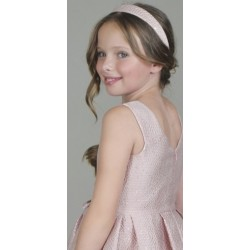 Handmade Pink Confirmation/Special Occasion Headband Style 513100D