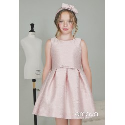 Pink Confirmation/Special Occasion Dress Style 514135SM