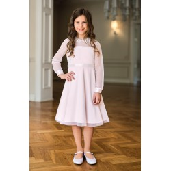 Pink Confirmation/Special Occasion Dress Style 12C/SM/20